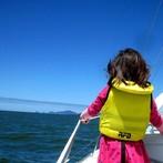 爱上航海,圣诞节,全家直挂云帆济沧海。