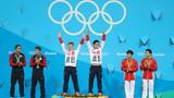 里约奥运男双3米板英国摘金 英媒震惊赢了中