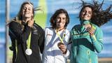 新西兰澳大利亚国旗被搞混 里约奥运再闹乌龙!